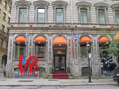 Montreal Area Hotels